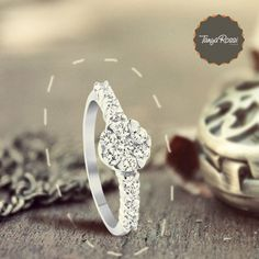 Leave a little #sparkle wherever you go. #jewellery #rings