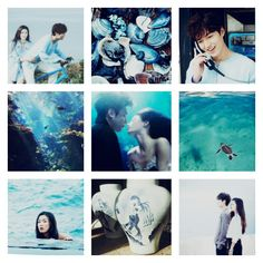 The legend of the blue sea  aesthetic 🌊