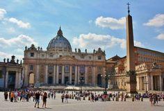 Guía de plazas y museos en Roma