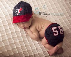 Baby Football Cap Diaper Cover Pants in Houston by chhunneangs, $29.00