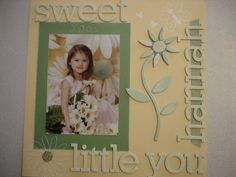 Sweet little you page
