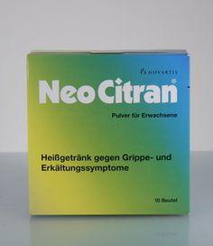 NeoCitran I Wirksames Erkältungsmittel I leider nur in AT und CH erhältlich
