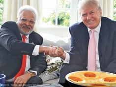 How Republican Hindu Coalition did their bit to help Donald Trump.