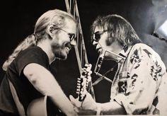 Warren and Neil