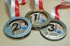 Medale sportowe dla wędkarzy