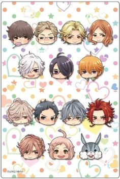 broccoli japan iPhone mail block BROTHERS CONFLICT Asahina brother Chi – JTHS ~Japan Toys and Hobbies Store~