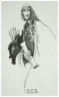 no: Thore Hansen Troll, Scandinavian, Illustrator, Art