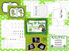 ... Day on Pinterest | St. Patrick's Day, Leprechaun and Lucky Charm