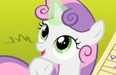 Sweetie Belle, Imagenes My Little Pony, Mlp Pony, Crusaders, Love You, My Love, Princess Peach, Bloom, Apple