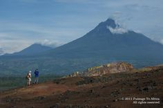 Virunga Volcanoes, Democratic Republic of Congo