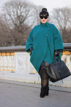 Le blog mode de Stéphanie Zwicky Thick Girl Fashion, Curvy Women Fashion, Xl Fashion, Plus Size Fashion, Winter Fashion, Fashion Outfits, Plus Size Party Dresses, Plus Dresses, Plus Size Outfits