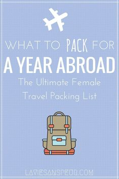 college packing list The ultimate female packing list for a year in China! Loaded with extra tips and suggestions to make packing for life abroad easy. Learn from my mistakes! Packing Hacks, Packing Checklist, Packing List For Travel, Travel Tips, Weekend Packing, Camping Packing, Vacation Packing, Nanjing, Study Abroad Packing