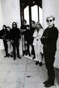 The Velvet Underground- and Andy Warhol