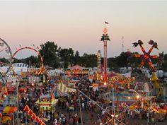 Steele County Free Fair, August 14-19, 2012