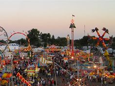 Steele County Free Fair, August 14-19, 2012