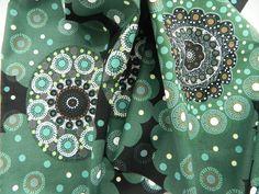 Australian Aborigine fabric