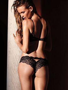 Get a little cheeky. | Victoria's Secret #Fearless Cheekini Panty