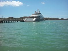 serene yacht | Mega yachts in Falmouth Harbour Antigua - Page 10 - YachtForums.Com
