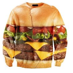 Burger Sweat