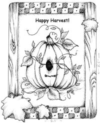 a free line drawing from Jamie Mills Price! Line Drawing, Painting & Drawing, Fall Drawings, The Joy Of Painting, Tole Painting Patterns, Pattern Coloring Pages, Cross Stitch Love, Pintura Country, Country Paintings