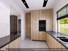 Kitchen Room Design, Modern Kitchen Design, Kitchen Interior, Kitchen Decor, Wall Decor Crafts, Home Decor, Stairs In Kitchen, House Floor Plans, Home Projects