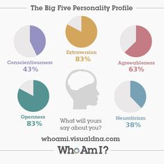 I've just created my 'Who Am I?' #personality profile via @VisualDNA. Check it out https://whoami.visualdna.com/#feedback/522ab4c5-6825-4744-8bf9-cdb329b48409 or create one for yourself https://whoami.visualdna.com/
