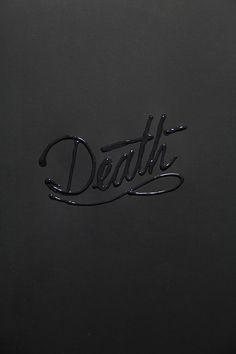 "its-a-living:  ""death"" by ITS-A-LIVING"