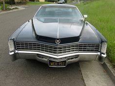 1968 Cadillac Eldorado Classic American Power and Luxury!