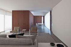 Image 3 of 31 from gallery of Residence / Vincent Van Duysen Architects. Photograph by Koen Van Damme Van Damme, Architectural Digest, Vincent Van Duysen, Top Interior Designers, Home Trends, Minimalist Interior, Minimalist Living, Dream Decor, Unique Home Decor