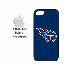 Tennessee Titans #2 iPhone 5/5s HYBRID Case Cover