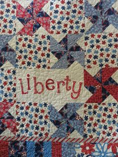 Sewing Sisters: 4th of July Quilts
