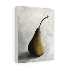 Pear Painting, PRINTS, Canvas, Posters, Originals, Commissions - Fine Art from original oil painting by James Coates Canvas Poster, Poster Wall, Canvas Art Prints, Painting Prints, Canvas Wall Art, Dog Paintings, Original Paintings, Pictures To Paint, Pear