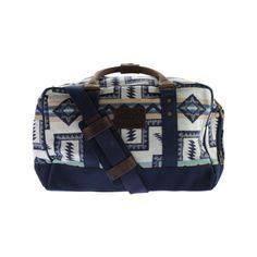 Women's Pendleton Adventure Bag - Pueblo Cross Casual Handbags ($201) ❤ liked on Polyvore featuring bags, handbags, shoulder bags, casual footwear, casual handbags, leather handbags, leather travel purse, leather man bags, man bag and leather purses