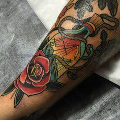 Electric Tattoos | Stu Padgin