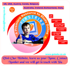 FGOT 45/15 Visit Our Website, leave us your Name, Contact Number and we will get in touch with You_Firstring Global Online Tuition