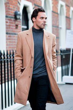 London Fashion Week | Menswear | Business Casual | Street Style | Fall/Winter Style | Moda Masculina