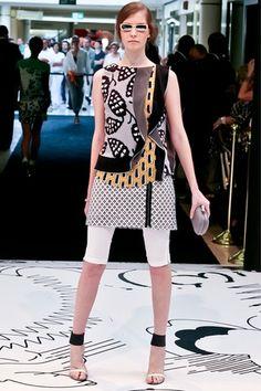Diane von Furstenberg faz desfile especial em São Paulo para lançar coleção resort 2012 | Chic - Gloria Kalil: Moda, Beleza, Cultura e Comportamento