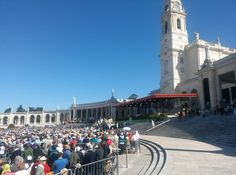 SPORTS And More: Nossa Senhora de #Fatima #Portugal rogai por nos
