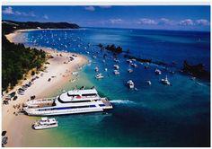 Moreton Island car transfer from Brisbane Brisbane Australia, Australia Travel, Travel And Leisure, Us Travel, Saint Helena Island, Fraser Island, Round Trip, Homeland, Coast
