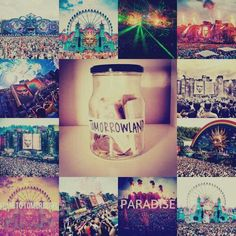 Two global journey tickets to Tomorrowland  so I can bring a friend. -Graduation Gift?!