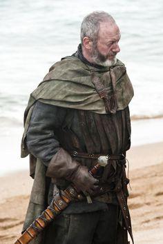 Liam Cunningham as Davos Seaworth (Credit: HBO/Helen Sloan)