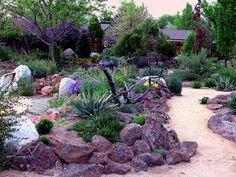 Backyard retreat by Dry Creek Garden Co. in Reno, NV