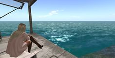 https://flic.kr/p/QdxX16 | The turquoise water | Visit this location in Second Life
