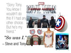 """Team Cap"" by lost-sophie ❤ liked on Polyvore featuring art, contestentry and CaptainAmericaCivilWar"