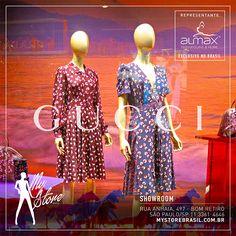 Os manequins das vitrines mais famosas da Europa agora também em sua loja.  Venha conhecer nosso showroom: Rua Anhaia, 497 Bom Retiro - São Paulo.