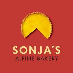 Alpine bakery logo