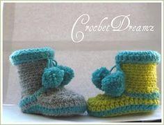 #Crochet #Pattern #Baby