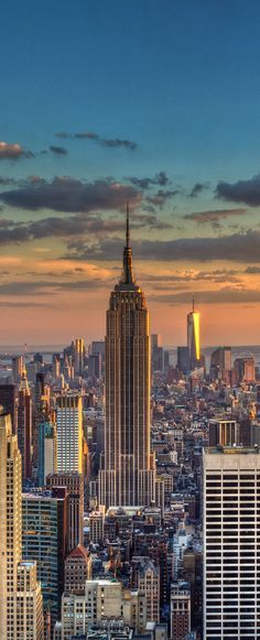24. #Empire #State #Building on of the most iconic buildings in the #United #States. It attracts more that 3.6 million tourists a year. It stands 103 stories tall, 1,250 feet to top floor, excludes height of antennae, which is 204 feet. The #Empire #State #Building took only one year and 45 days to build, or more than seven million man-hours. Every year on Valentine's Day, couples who marry on the 80th floor become members of the Empire State Building Wedding Club.