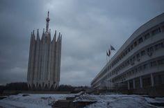 Centro Robotico de Rusia,San Petersburgo