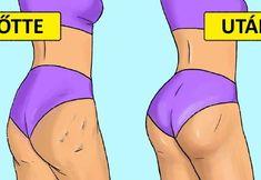 viraI: 9 Exercises That'll Tighten Your Butt and Legs Without Going to the Gym Gluteal Muscles, Thigh Muscles, Shoulder Muscles, Faire Des Squats, Single Leg Bridge, Single Leg Deadlift, Glute Bridge, Nerve Pain, Sciatic Nerve